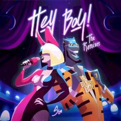 Sia - Hey Boy (Wideboys remix)